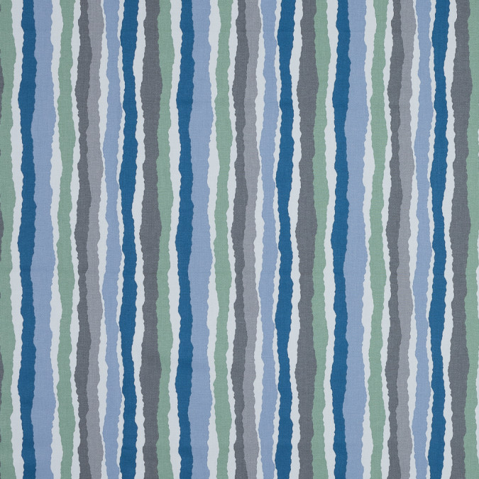 midgy striped blue and green cotton canvas awg1021 11