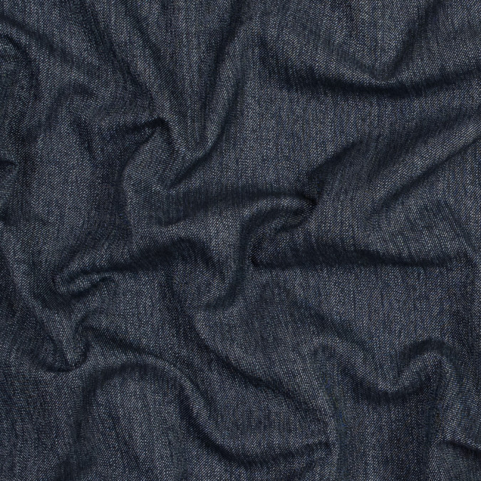 midnight blue denim like cotton flannel 316841 11