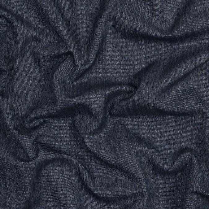 midnight blue denim like cotton flannel 316841 11