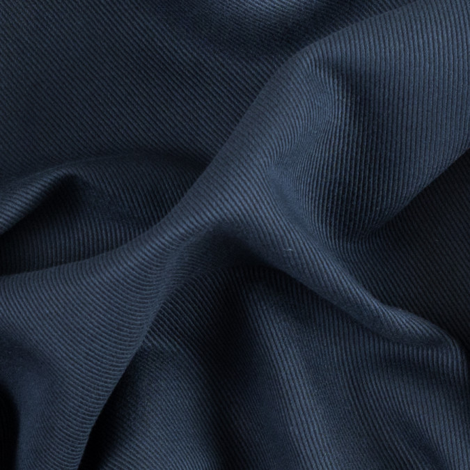 midnight navy cotton twill 311623 11