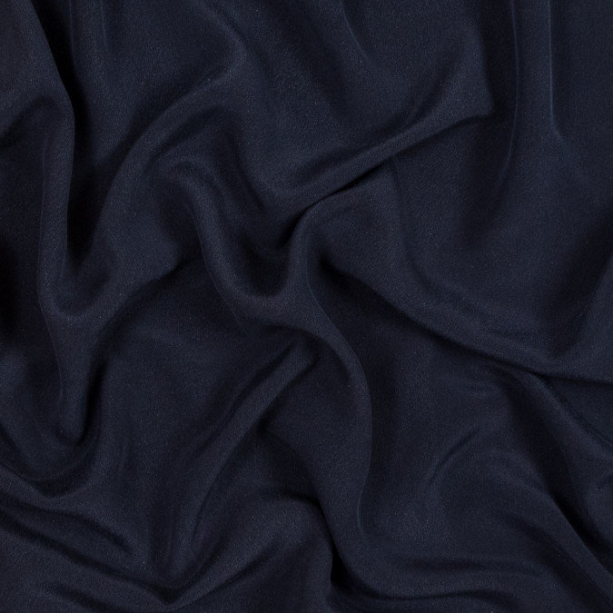 midnight navy washed silk crepe de chine fs23497 11