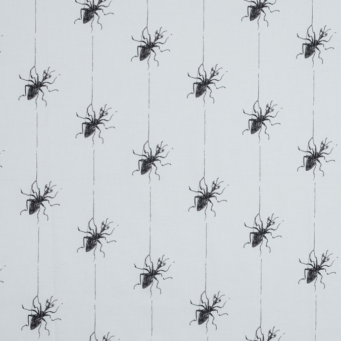 miss spider printed cotton canvas awg1006 11