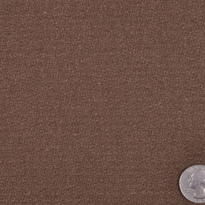 mud brown wool woven fw12017 11