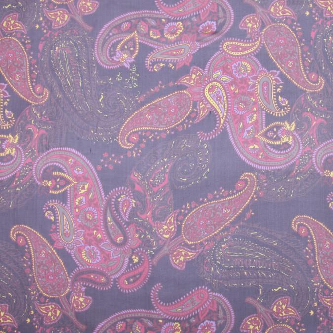 multicolor paisley silk chiffon fs12552 11