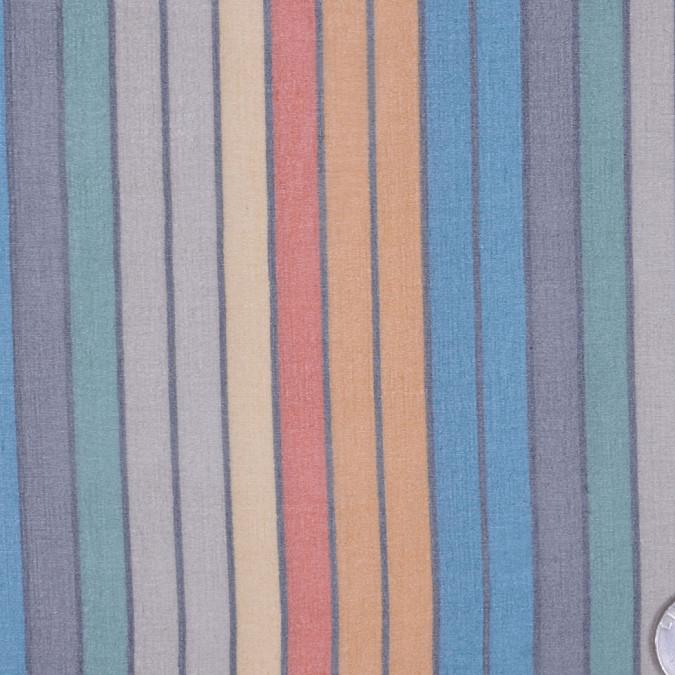 multicolor striped silk chiffon panel fs12485 11