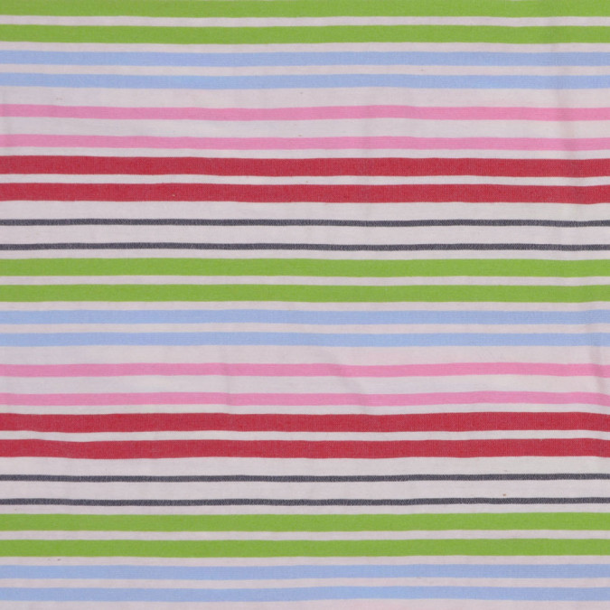 multicolored striped cotton stretch seersucker fc12923 11
