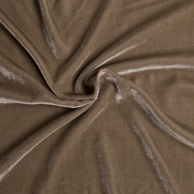 mushroom soft rayon silk velvet 309341 11
