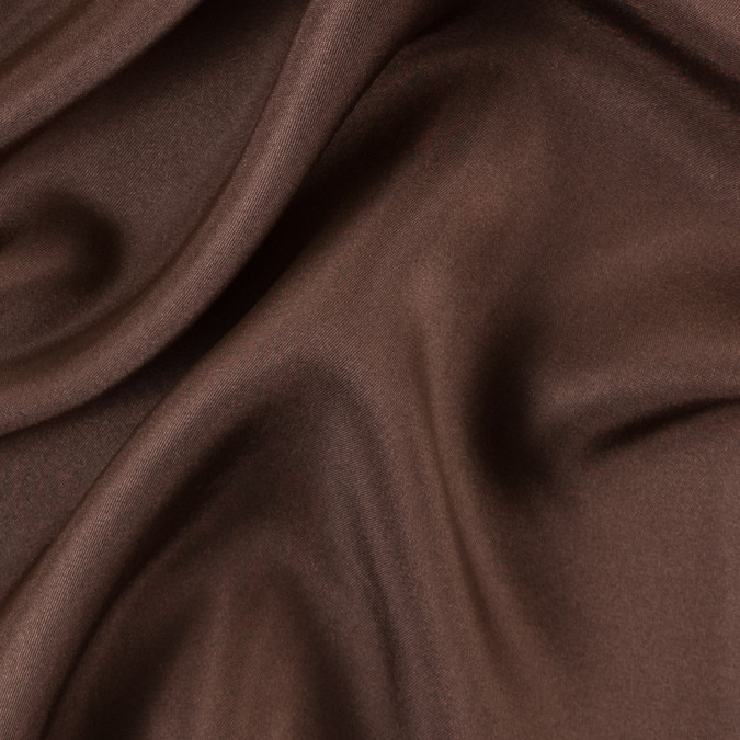 muted brown silk twill 310029 11
