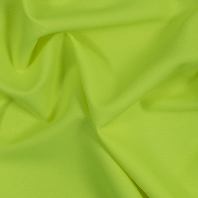 nanette lepore neon yellow polyester twill 318505 11