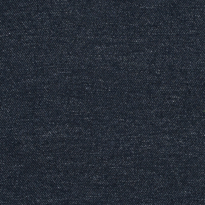 navy and white cotton tweed 317561 11