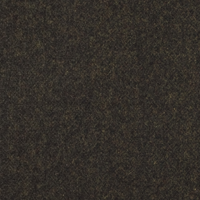 navy blue and yellow felted wool coating 317239 11