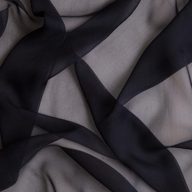 navy blue silk chiffon fs23682 11