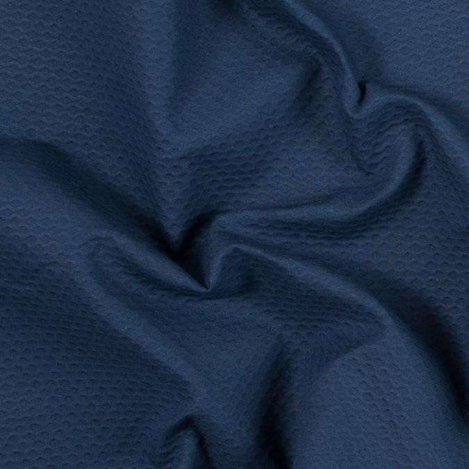 navy cotton bullseye pique 314131 11