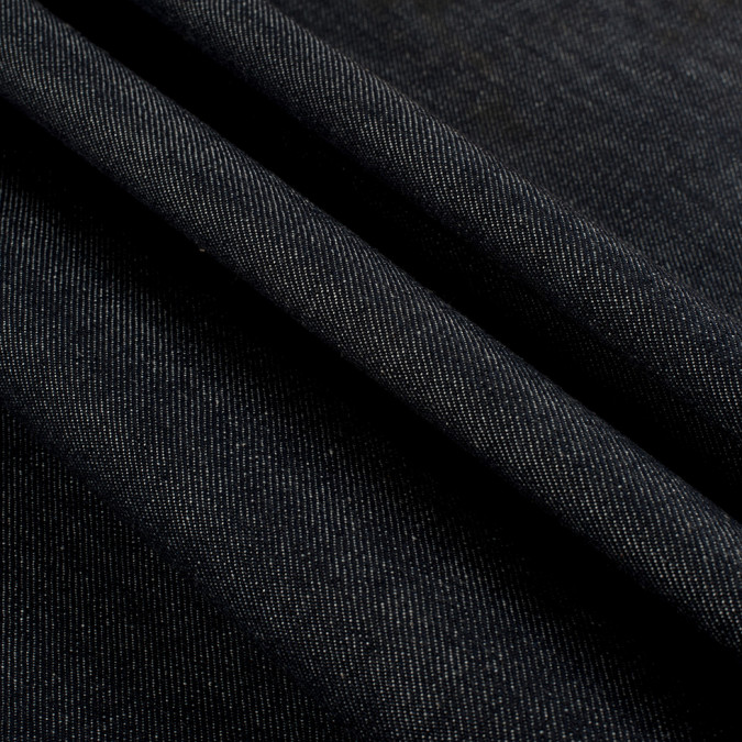 navy cotton selvedge denim 13oz 312919 11