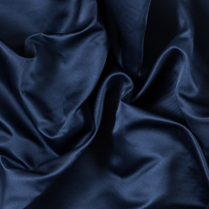 navy double faced duchesse satin 312577 11