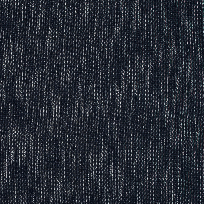 navy loosely woven tweed 317637 11
