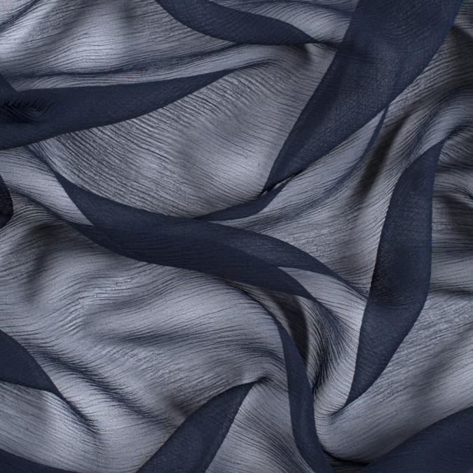 navy silk crinkled chiffon pv5100 194 11