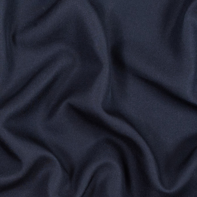 navy silk woven suiting 317206 11