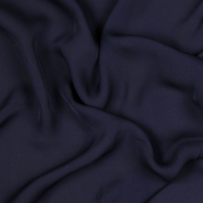 navy solid silk georgette fs22780 11