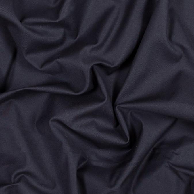 navy stretch cotton twill 316019 11