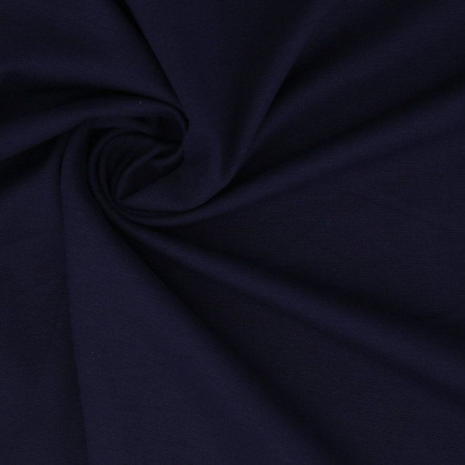 navy stretch nylon rayon ponte roma 306749 11