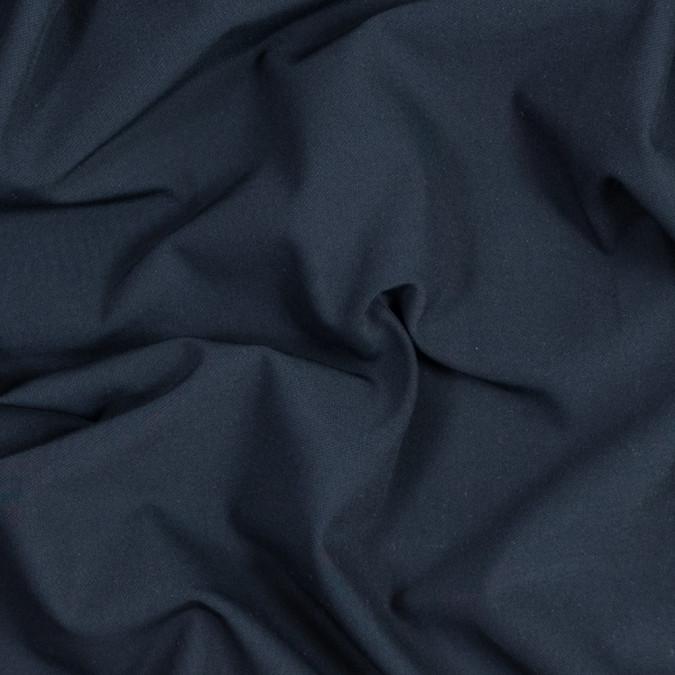navy stretch woven cotton blend 318451 11