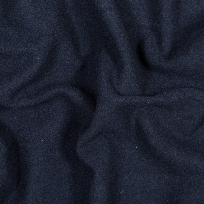 navy thick brushed wool twill 317877 11