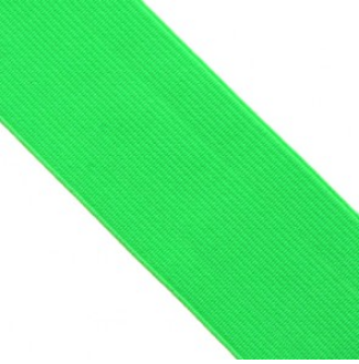 neon elastic band 2 green