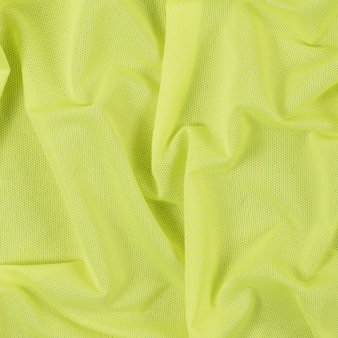 neon yellow stretch mesh with wicking capabilities 312533 11