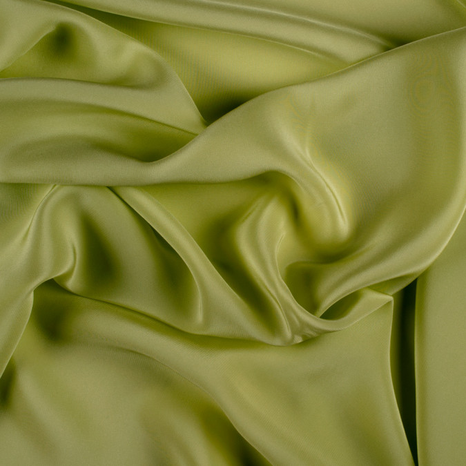 nile green silk crepe de chine pv1200 137 11
