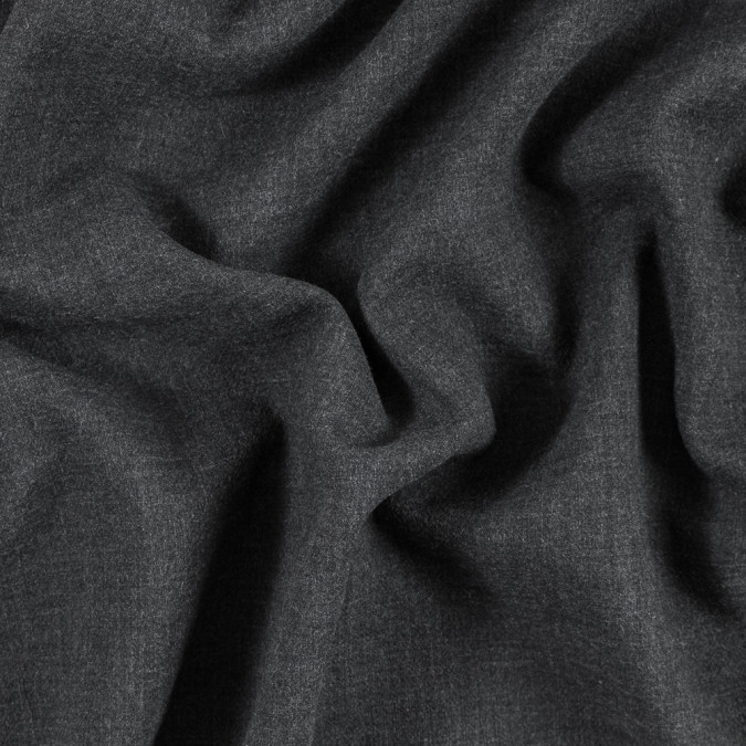 nine iron creped wool double cloth 314837 11