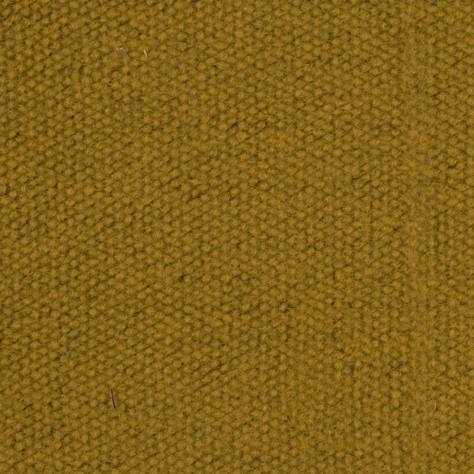nugget gold and black wool knit coating 314115 11