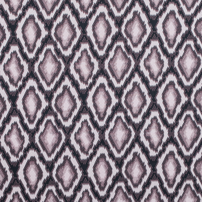 nutmeg and pearl python printed stretch cotton sateen 117343 11