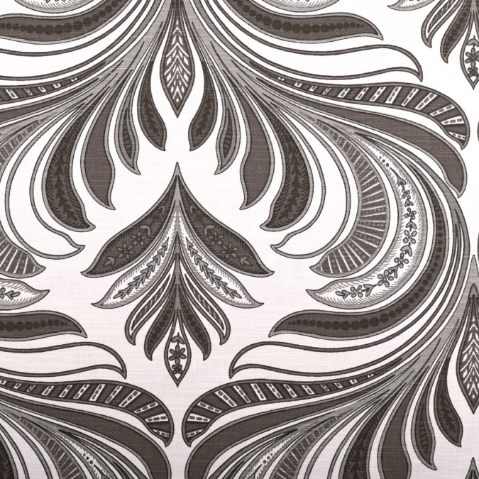 off white black beige paisley canvas hc18164 11