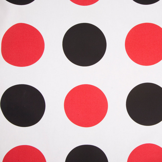 off white black primary red polka dots canvas hc8246 11