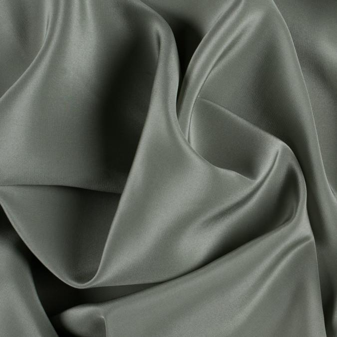 oil green silk crepe de chine pv1200 130 11