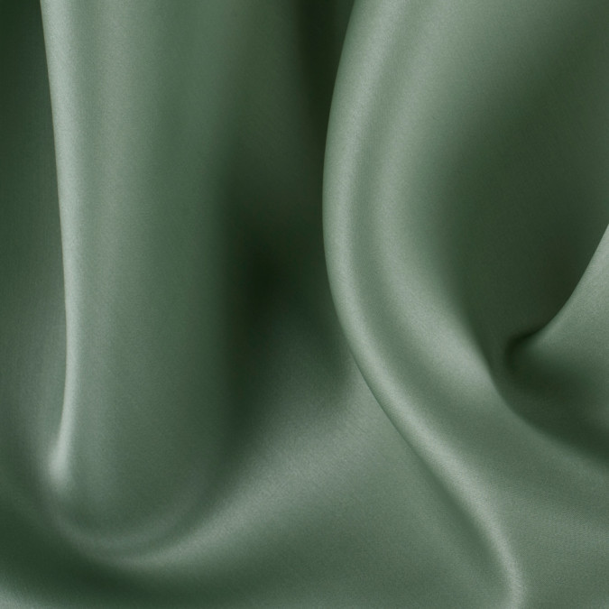 oil green silk satin face organza pv4000 130 11