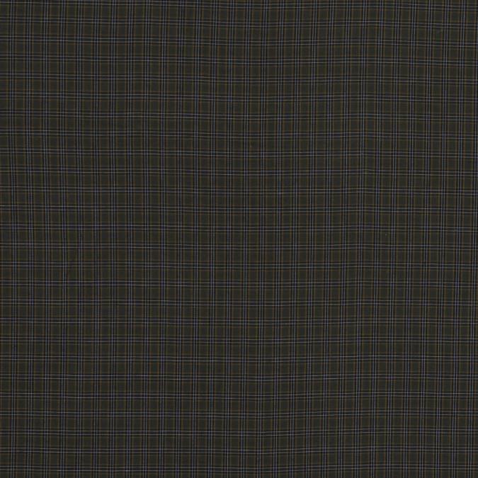 olive plaid cotton lawn 318865 11