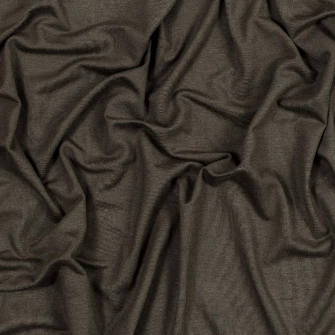 olive stretch rayon jersey 317516 11