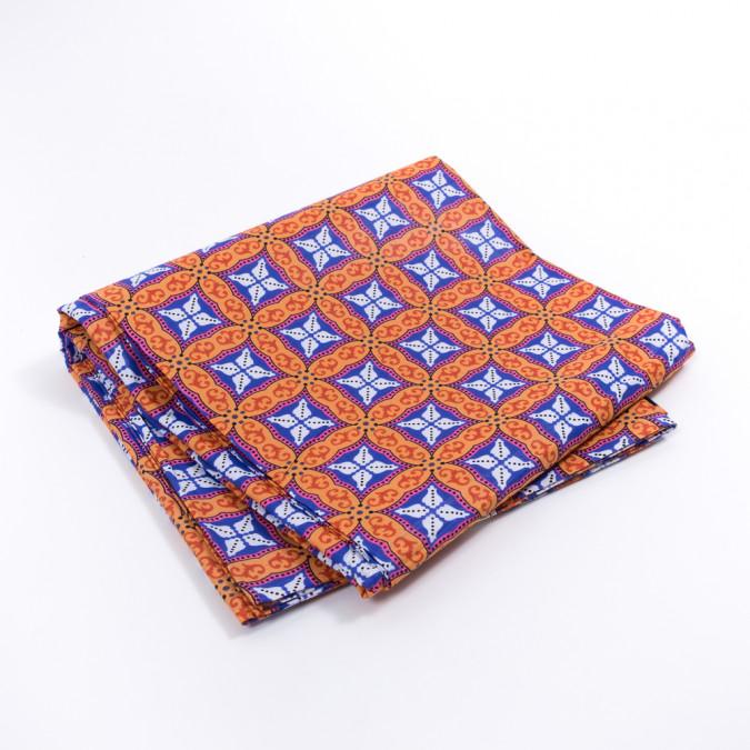 orange and purple geometric waxed african print 317751 11