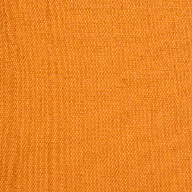 orange solid shantung dupioni fs36003 1031 11