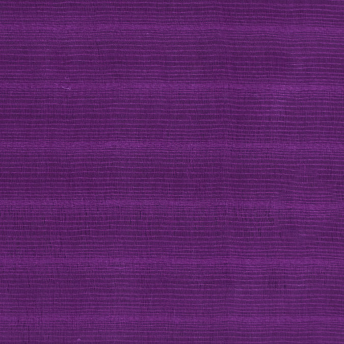 oscar de la renta amethyst striated yarn double silk organza 313696 11