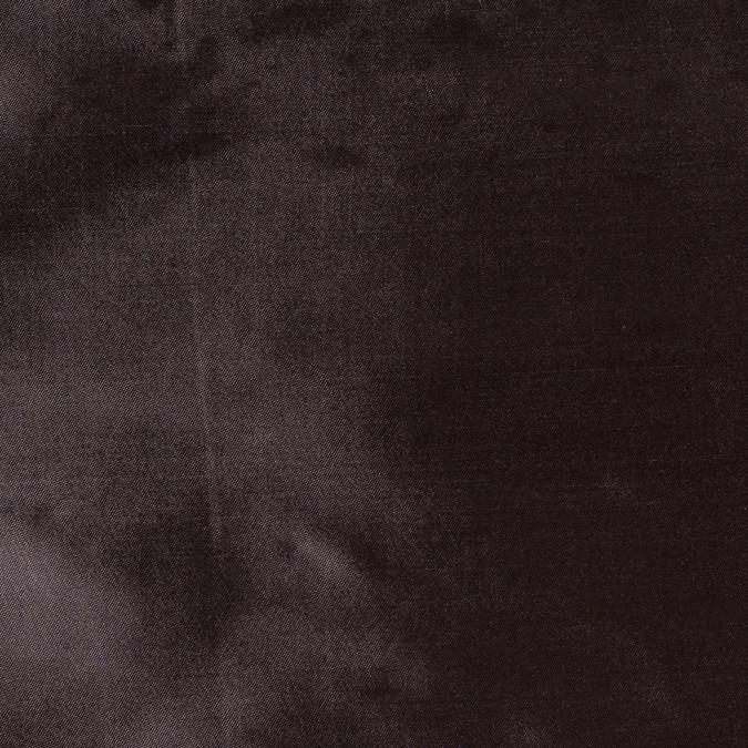oscar de la renta brown silk zibeline 303003 11