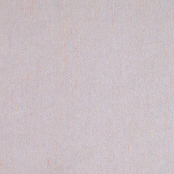 oscar de la renta heathered blush double cloth cashmere coating fw23944 11