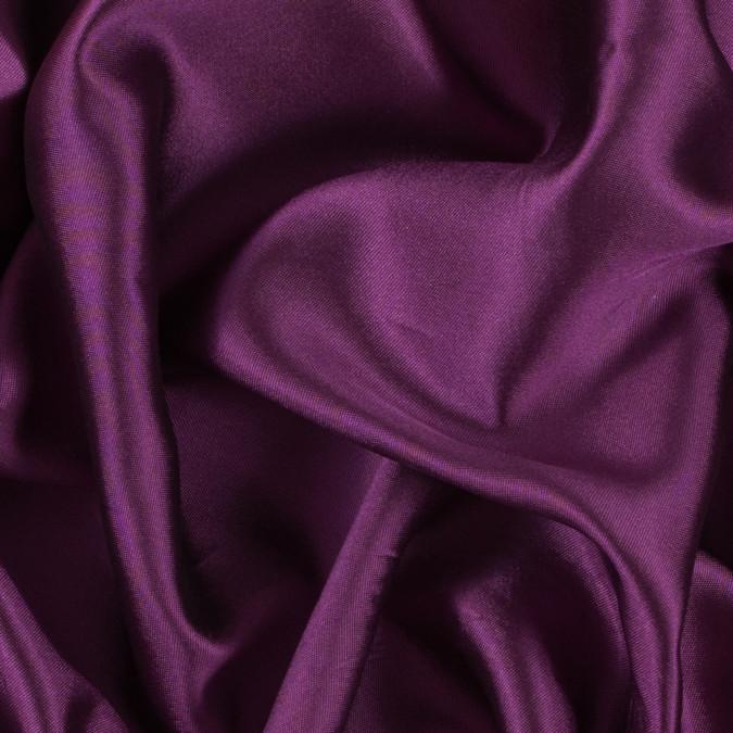 oscar de la renta hollyhock purple silk zibeline 315449 11