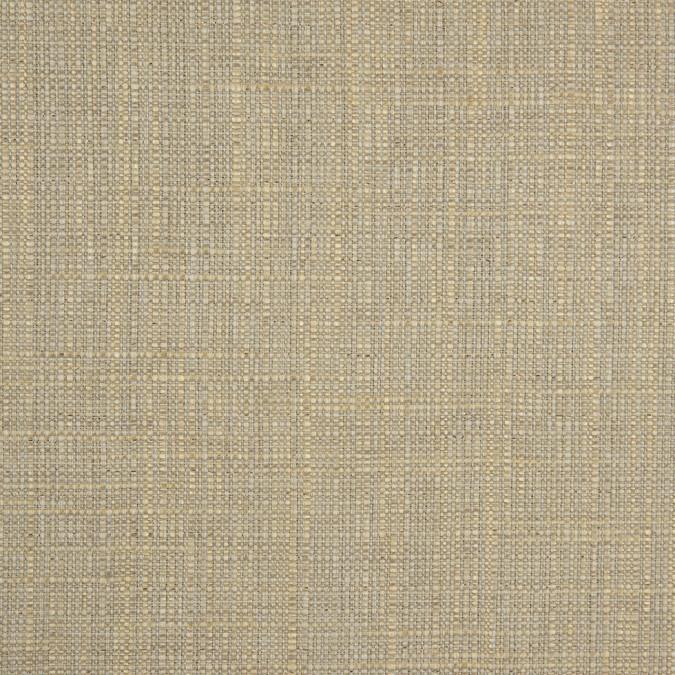oscar de la renta moth metallic linen woven 310272 11