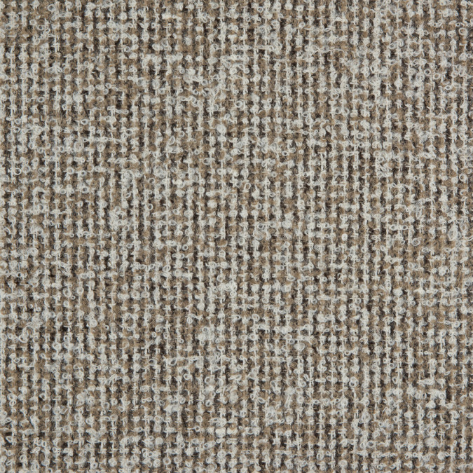 oscar de la renta warm sand white cashmere boucle 310274 11