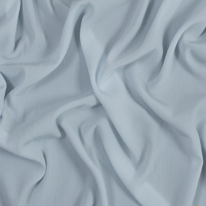 pale blue crinkled polyester crepe de chine 318989 11