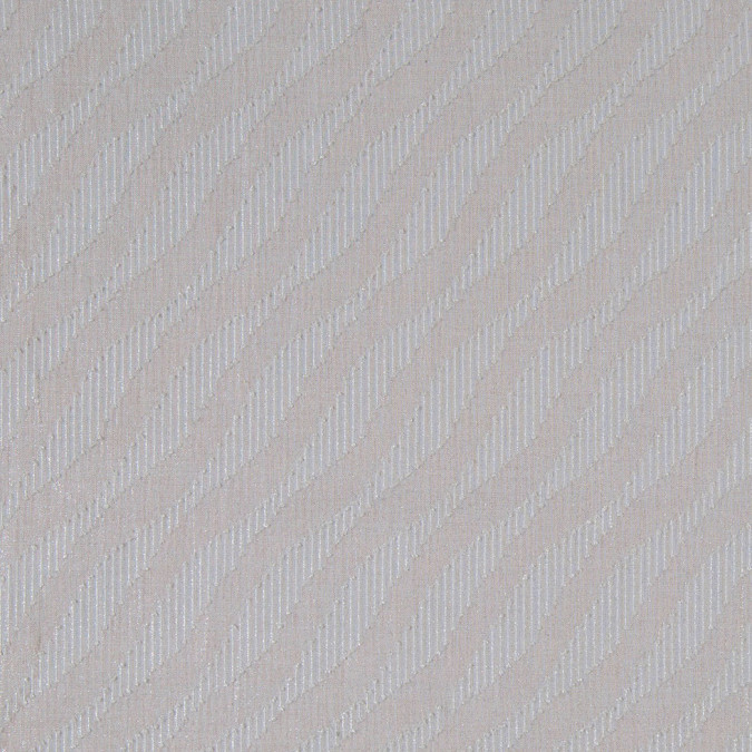 pale gray metallic cotton jacquard 303160 11
