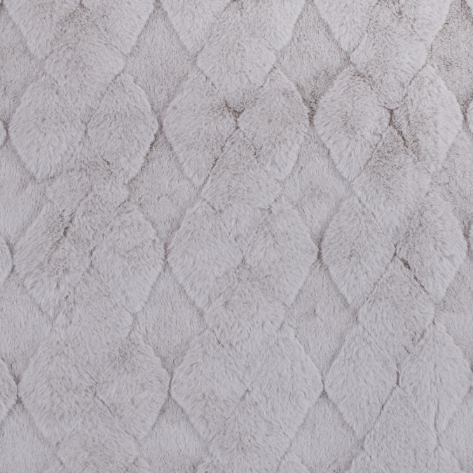 pale green diamond embossed stretch faux shearling 312776 11